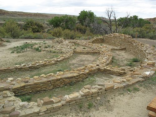 Tri-Wall Structure at Pueblo del Arroyo