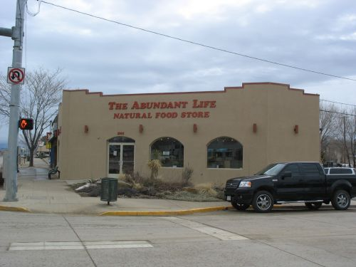 The Abundant Life Natural Food Store, Cortez, Colorado