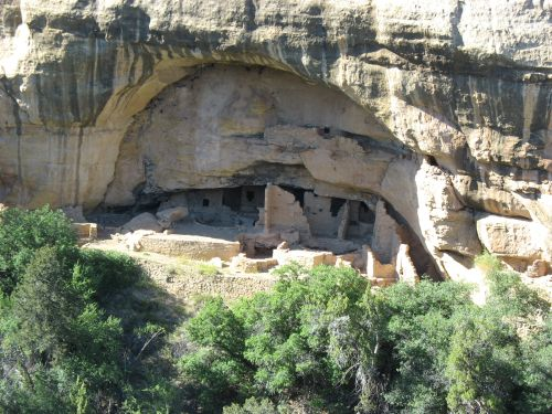 Oak Tree House, Mesa Verde