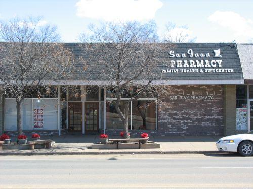 San Juan Pharmacy, Blanding, Utah