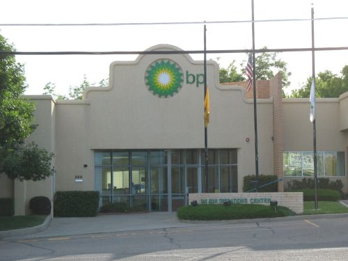 BP San Juan Operations Center, Farmington, New Mexico