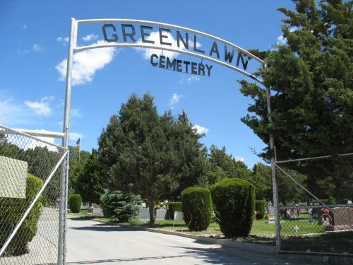 Greenlawn Cemetery, Farmington, New Mexico