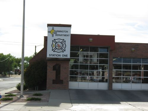 Farmington Fire Department Station One, Farmington, New Mexico
