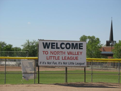 North Valley Little League, Albuquerque, New Mexico
