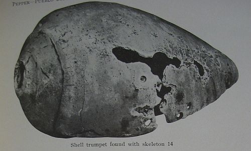 Plate IV: Objects from Burial Room, Pueblo Bonito