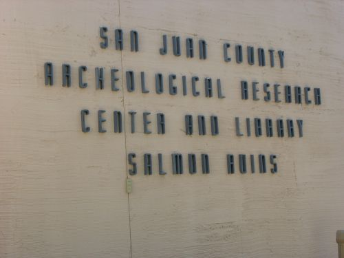 San Juan County Archeological Research Center and Library at Salmon Ruins