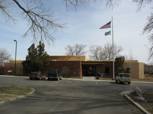 Anasazi Indian State Park Visitor Center, Boulder, Utah
