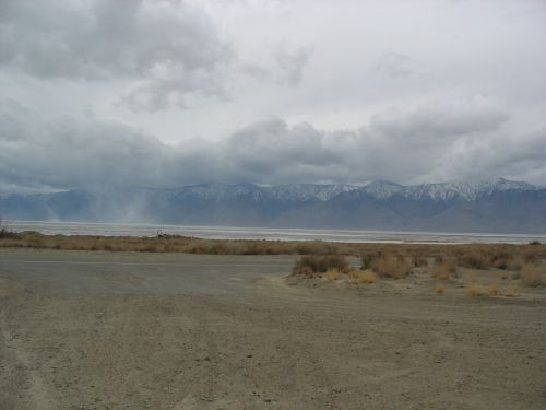 Owens Lake, California